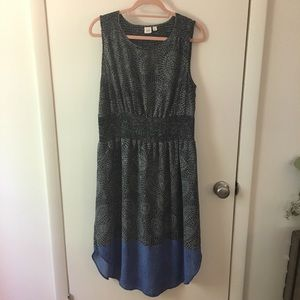 Gap Large Fit and Flare Dress